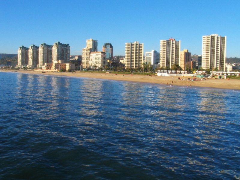 Viña del Mar y Valparaíso, fuera de mapa de los mejores destinos de Chile
